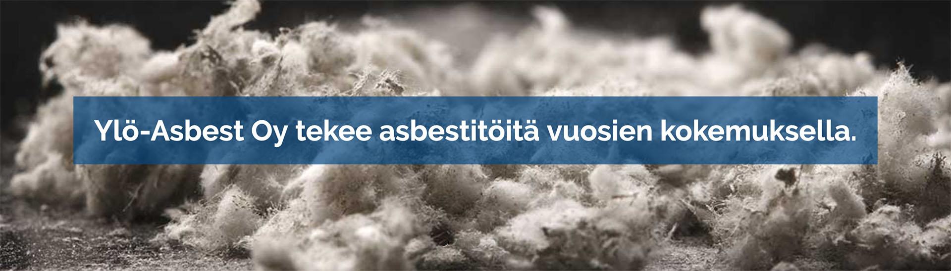 Asbestikartoitustyöt Tampereen seudulla • YlöAsbest Oy